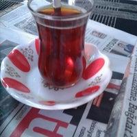 Photo taken at turgayin kahve by MURAT Ç. on 3/4/2015