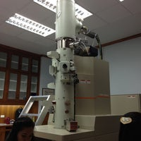 Photo taken at Electron Microscopy Unit, Fac. of Med-CMU by Songkran K. on 5/10/2013