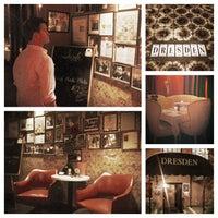 Photo taken at The Dresden Restaurant by Bradley P. on 4/16/2013