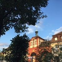 Photo taken at Vielharmonie by Anselm B. on 7/27/2016