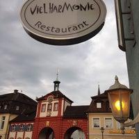 Photo taken at Vielharmonie by Anselm B. on 6/16/2015