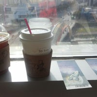 Photo taken at LOTTE CINEMA Gyeongsan by 유거환 on 10/9/2013
