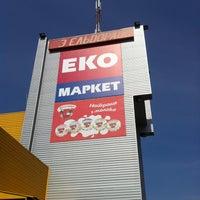 Foto scattata a ЕКО Маркет da Teleman il 4/24/2013