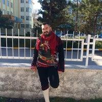 Photo taken at Atıfbey İlköğretim Okulu by Abdullah Ç. on 3/17/2015