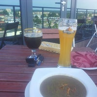 Photo taken at Sky Lounge by Linas D. on 8/6/2013