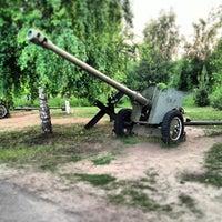 Photo taken at Парк Победы by Александр Ц. on 6/9/2013