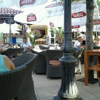 Photo taken at Djanny Restaurant by михаил м. on 6/23/2013