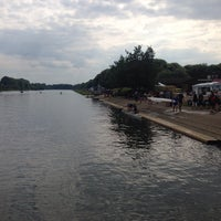 Photo taken at Peterborough City Rowing Club by Rich T. on 6/1/2014