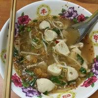 Photo taken at ก๋วยเตี๋ยวอ้วนโภชนา นครปฐม by suppat c. on 3/7/2016