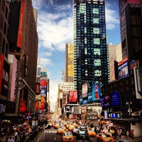 Photo taken at Times Square by Alexey B. on 7/23/2013