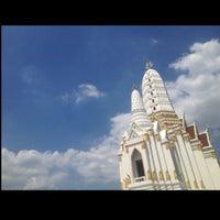 Photo taken at Wat Phichaiyatikaram by MadameKateY. S. on 6/1/2013