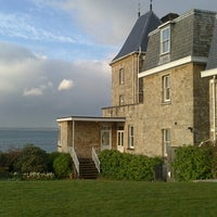 Photo taken at Royal Yacht Squadron by Mike P. on 5/11/2013