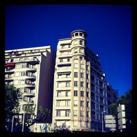 Photo taken at Square du Champs de Mars by Jean-francois B. on 5/23/2013