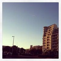 Photo taken at Square du Champs de Mars by Jean-francois B. on 9/12/2013
