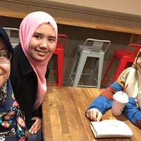 Photo taken at The Bagel & Burger Kitchen by Siti Nurul Farhanah on 1/24/2016