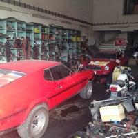 Photo taken at Garage American by Dogan G. on 11/21/2013