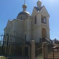Photo taken at Храм Всех Святых by Вячеслав В. on 4/28/2013