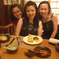 Photo taken at Edogin Japanese Restaurant by Ivy T. on 6/1/2013