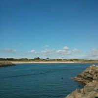 Photo taken at Port de Morin by Mi K. on 8/2/2014