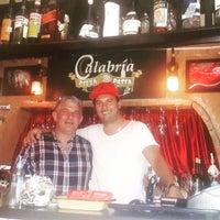 Foto scattata a Calabria Pizza y Pasta da Calabria P. il 11/19/2017