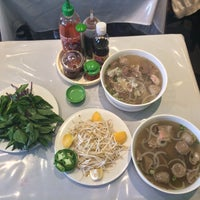 Photo taken at Ha Long Pho Noodle House by Laura K. on 5/22/2014