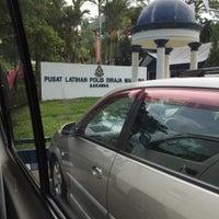 Photo taken at Pusat Latihan Polis Diraja Malaysia (PULAPOL) Kuching by Alya F. on 6/4/2016