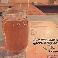 Photo taken at Jack & Jameson's Smokehouse by Marty M. on 4/2/2016