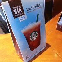Photo taken at Starbucks by Adrian F. on 2/23/2013