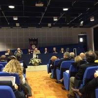 Photo taken at Strambino by Dario B. on 3/8/2014