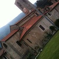 Photo taken at Badia di Ganna by lg on 9/3/2011