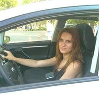 Photo taken at Toyota настроение by Victoria V. on 7/20/2014