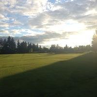Photo taken at Station Creek Golf Club by Sean C. on 7/17/2014