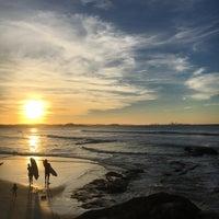 Photo taken at Coolangatta Beach by June on 6/24/2017