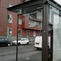 Photo taken at Fermata 24 Via Ripamonti-via Quaranta by Aira on 10/30/2013