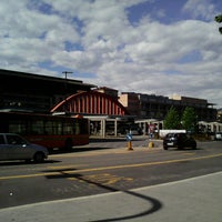Photo taken at Stazione Bergamo by Aira on 5/26/2013