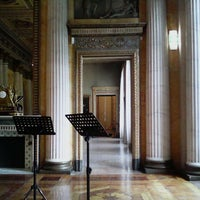 Photo taken at GAM Galleria d'Arte Moderna di Milano by Aira on 6/14/2013