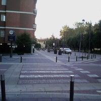 Photo taken at Via Caduti della Liberta by Aira on 8/10/2013