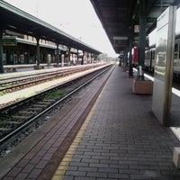 Photo taken at Stazione di Mantova by Aira on 5/11/2013