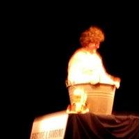 Foto scattata a Teatro della Cooperativa da Aira il 5/5/2015