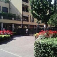 Photo taken at Via Pavia by Aira on 6/18/2013