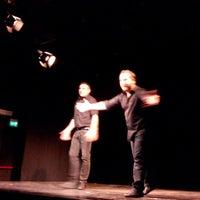 Foto scattata a Teatro della Cooperativa da Aira il 3/8/2015