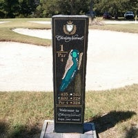 Photo taken at Charleston National Golf Club by Thomas H. on 9/22/2013
