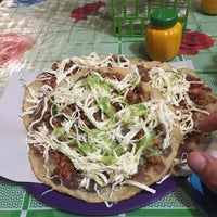 Photo taken at Taqueria Y Antojitos Andrade by Panagol on 1/17/2016