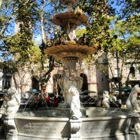 Photo taken at Plaza Matriz by Miguel G. on 4/27/2013