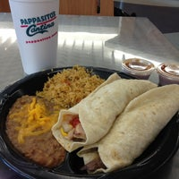Photo taken at Pappasito's Cantina by Donna on 10/15/2012