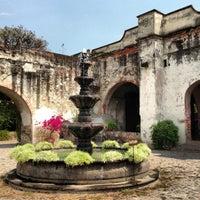 Photo taken at Hacienda De San Carlos by Jose Antonio T. on 4/6/2013