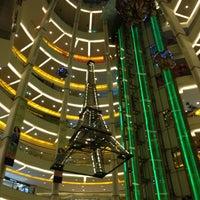 Photo taken at Eifel Tower in PP by Daniel H. on 5/17/2013