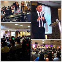 Photo taken at GBI Puri Indah by Daniel H. on 5/17/2015