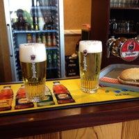 Photo taken at Cafetaria sporthal HoGent, bij Anneke by Jan V. on 5/13/2015