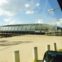 Photo taken at Orlando Stadium by Enrique R. on 2/14/2015
